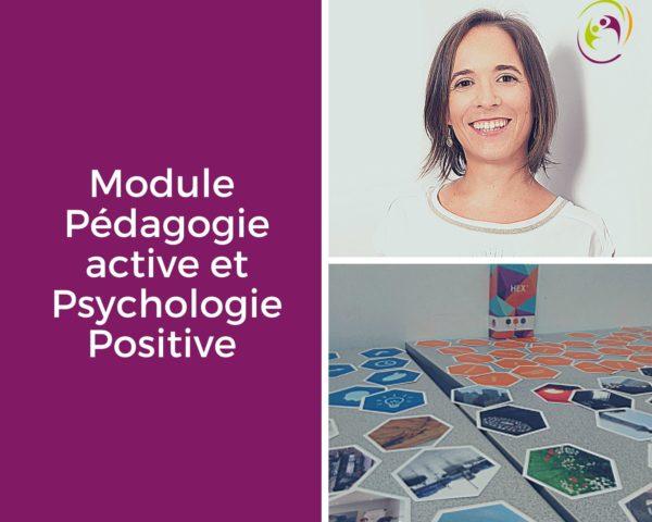 Pédagogie active et psychologie positive